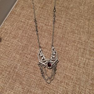 Ethereal Chandelier Convertible Necklace